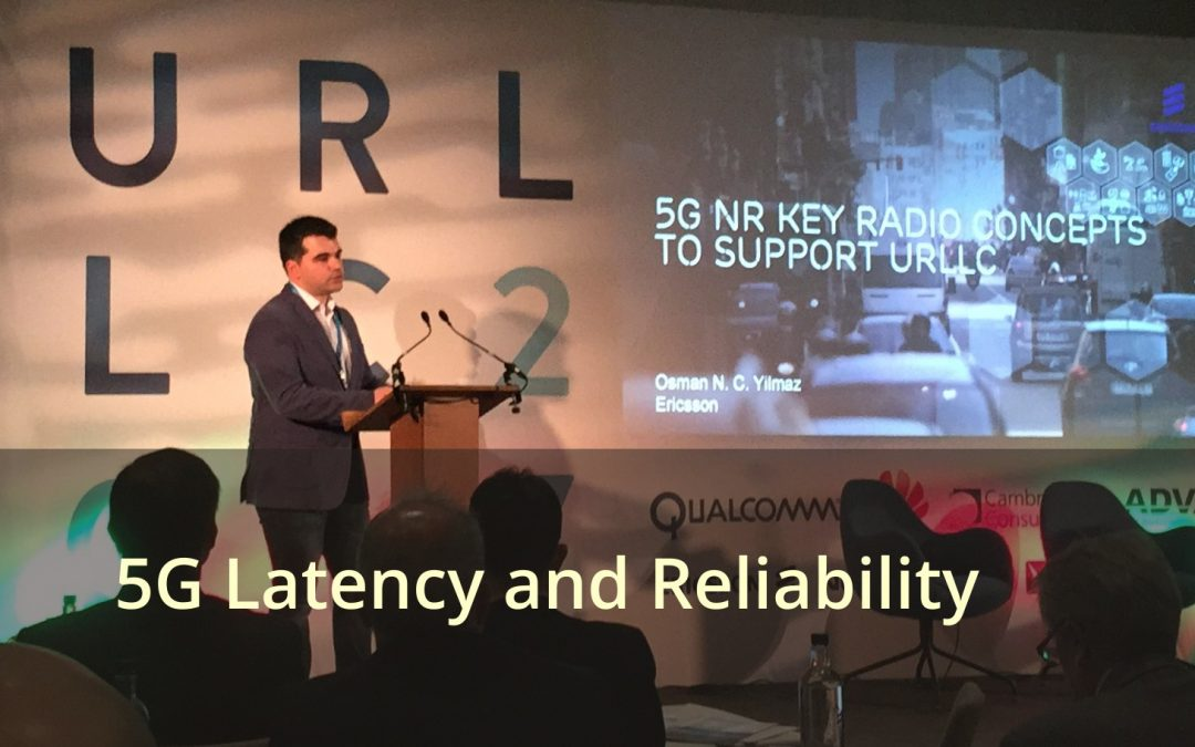 Can 5G Provide a Latency of One Millisecond Reliably?